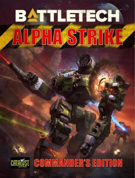 Battletech - Alpha Strike Commanders Edition