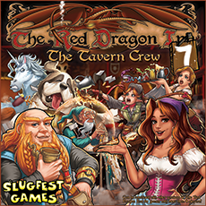 Red Dragon Inn 7 - The Tavern Crew