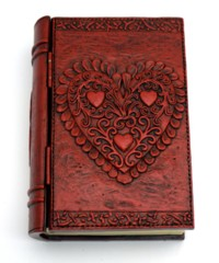2703 - Celtic Heart Book Box