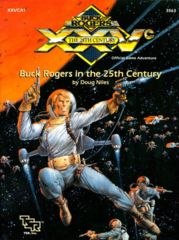 Buck Rogers XXVc - Buck Rogers in the 25th Century 3563
