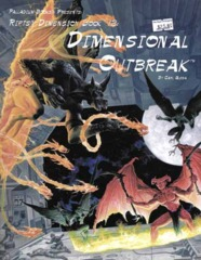 Dimensional Outbreak (Rifts Dimension 12)