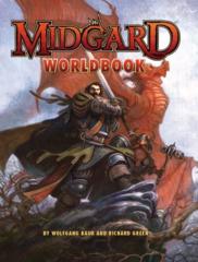 Midgard Worldbook Hardcover (5E)