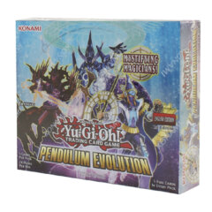 Yu-Gi-Oh! - Pendulum Evolution Booster Box