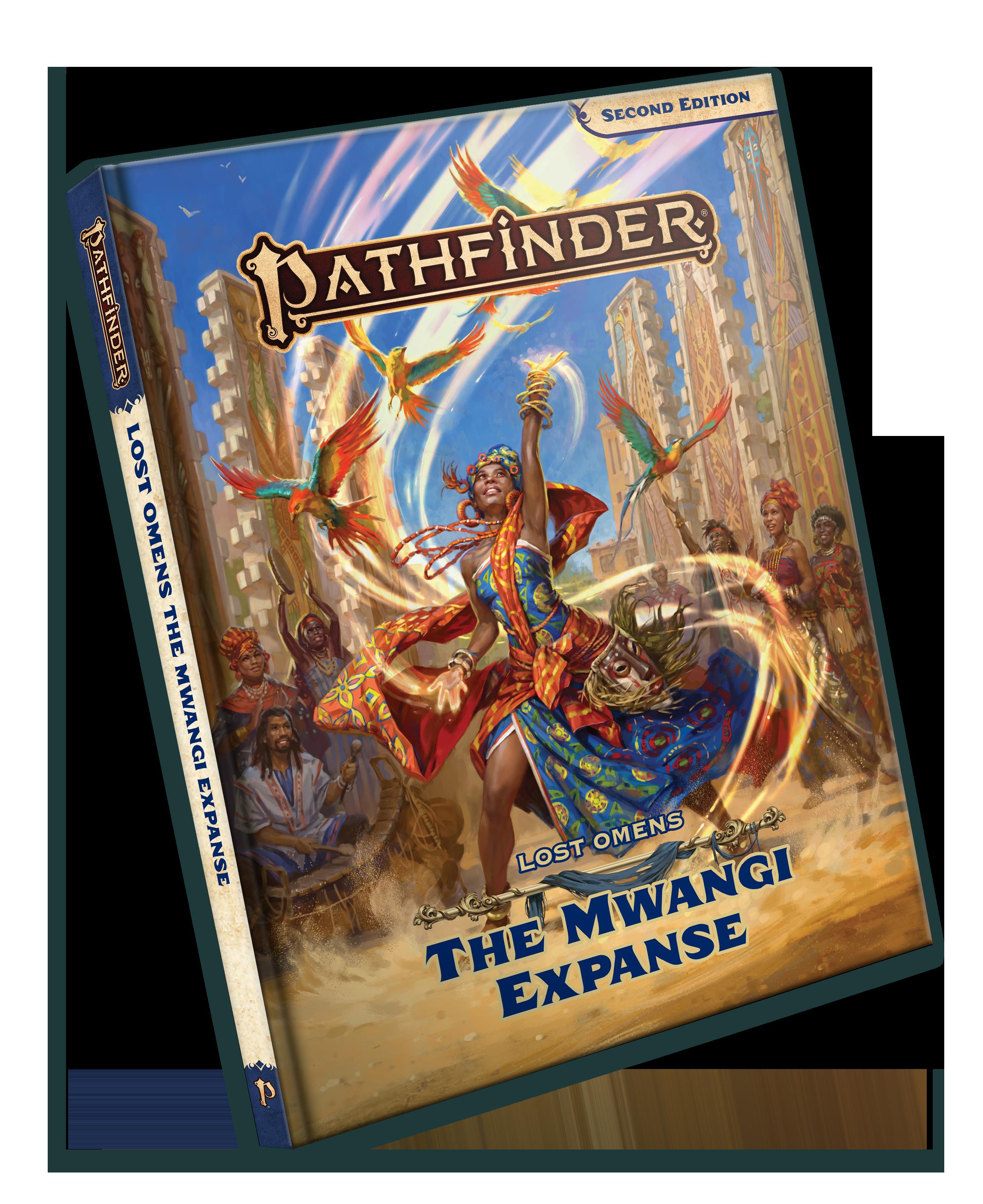 Pathfinder 2E - Lost Omens The Mwangi Expanse 9309