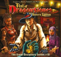 Fists of Dragonstones - The Tavern Edition