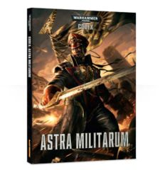 40k Codex: Astra Militarum Softcover (old)