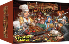 Red Dragon Inn: Smorgasbox