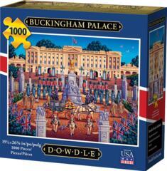 1000pc - Buckingham Palace Dowdle Puzzle