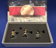 Conte WWII-017 German WAFFEN SS ASSAULT SET (3 Fig) MIB