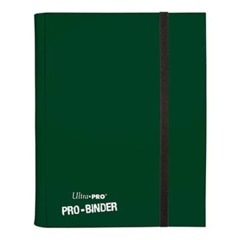 UPI 82975 Pro-Binder Green