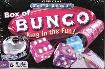 Box of Bunco Deluxe