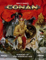 Conan - Horrors of the Hyborian Age HC
