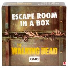 The Walking Dead: Escape Room in a Box