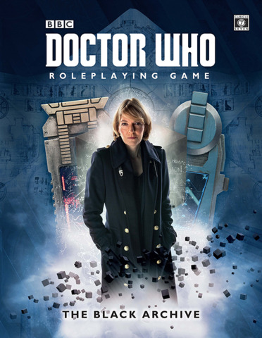 Doctor Who The Black Archive