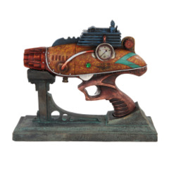 Pacific 10016 A/B Steam Punk Pistol