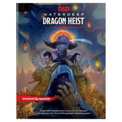 D&D 5E - Waterdeep Dragon Heist