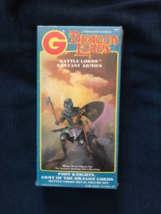Grenadier Dragon Lords Foot Knights, Army of Dragon Lords metal miniatures #1601 Sealed