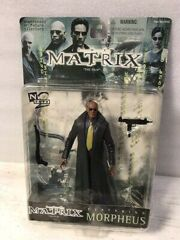 Matrix Morpheus Action Figure WB Toy 1999