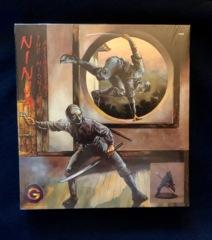 Grenadier Ninja The Midnight Assassins Metal Miniature Set #4902 Sealed