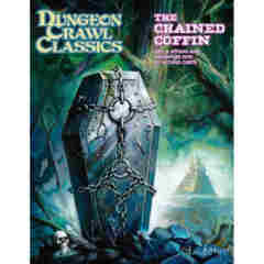 DCC #83 - The Chained Coffin HC