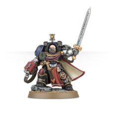 Deathwatch Watch Captain In Terminator Armour