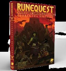 Runequest - Glorantha Bestiary