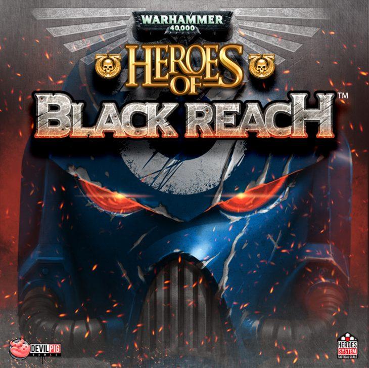 40K Heroes of Black Reach