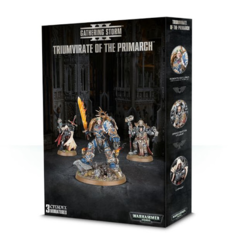 Triumvirate Of The Primarch