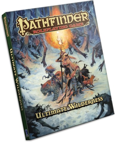 Pathfinder - Ultimate Wilderness (Pocket Edition)