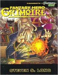 Fantasy HERO (5e) - Grimoire
