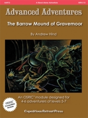 Advanced Adventures 12 - The Barrow Mound of Gravemoor 6112