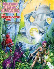 Mutant Crawl Classics #6 - The Apocalypse Ark