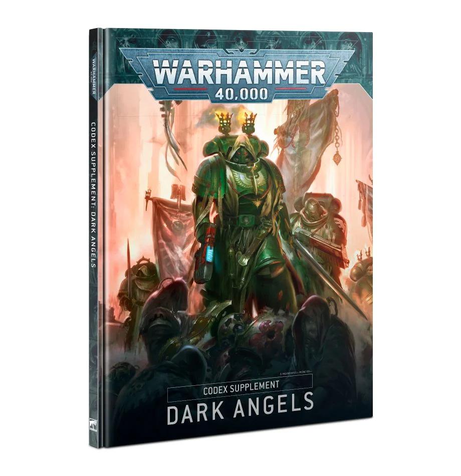 Codex Supplement - Dark Angels