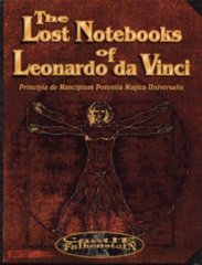 Castle Falkenstein - The Lost Notebooks of Leonardo da Vinci 6061