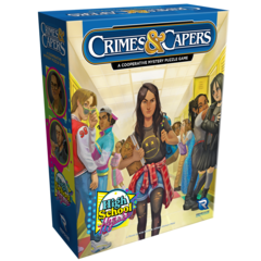 Crimes & Capers - High School Hijinks