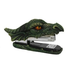 12986 - Dragon Stapler Green