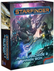 Starfinder Pawns - Alien Archive 2 Box