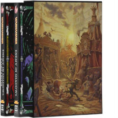 Warhammer Fantasy Roleplay - Enemy in Shadows Collector's Edition