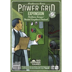Power Grid Expansion - Northern Europe United Kingdom Ireland