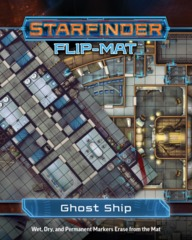 Starfinder Flip-Mat - Ghost Ship