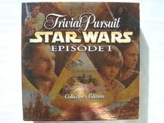 Trivial Pursuit - Star Wars Episode I