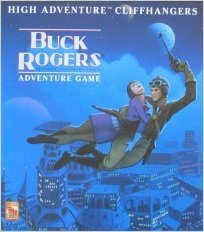Buck Rogers Adventure Game Cliffhangers TSR 1993