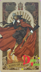 Fate/Grand Order Tarot Card - King of Archer: Oda Nobunaga