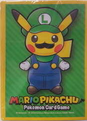 Pokemon Mario Pikachu Luigi Sleeves
