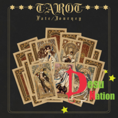Comiket Fate Grand Order Tarot Cards