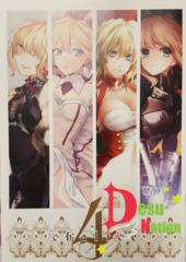 Chalice 4 (Fate/GO) Comiket Artbook