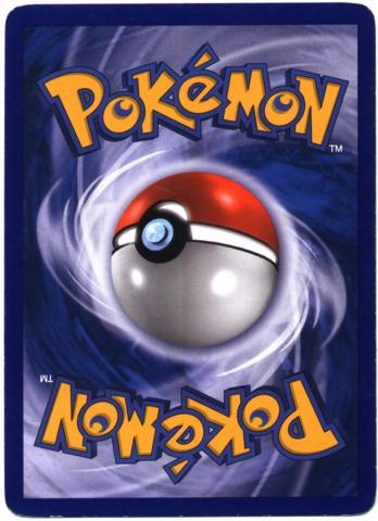 Random Pokemon Reverse Holo Rare