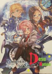 Portfolio Go (Fate/GO) Comiket Artbook