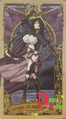 Fate/Grand Order Tarot Card - Queen of Berserker: Minamoto no Yorimitsu