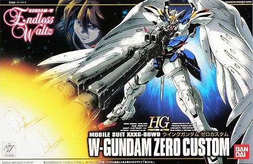 1/144 Wing Gundam Zero Custom